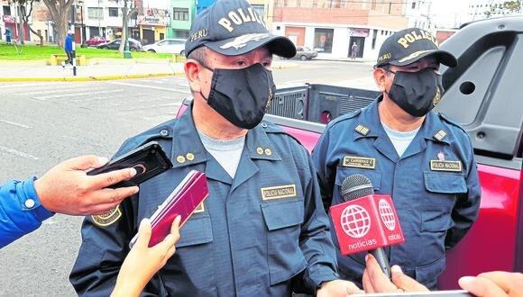Coronavirus en Perú: en Tacna, 70 policías se encuentran en aislamiento domiciliario. (Foto: GEC)