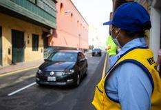 Infracciones de tránsito: conoce los distritos donde se impusieron más papeletas de enero a abril de 2021