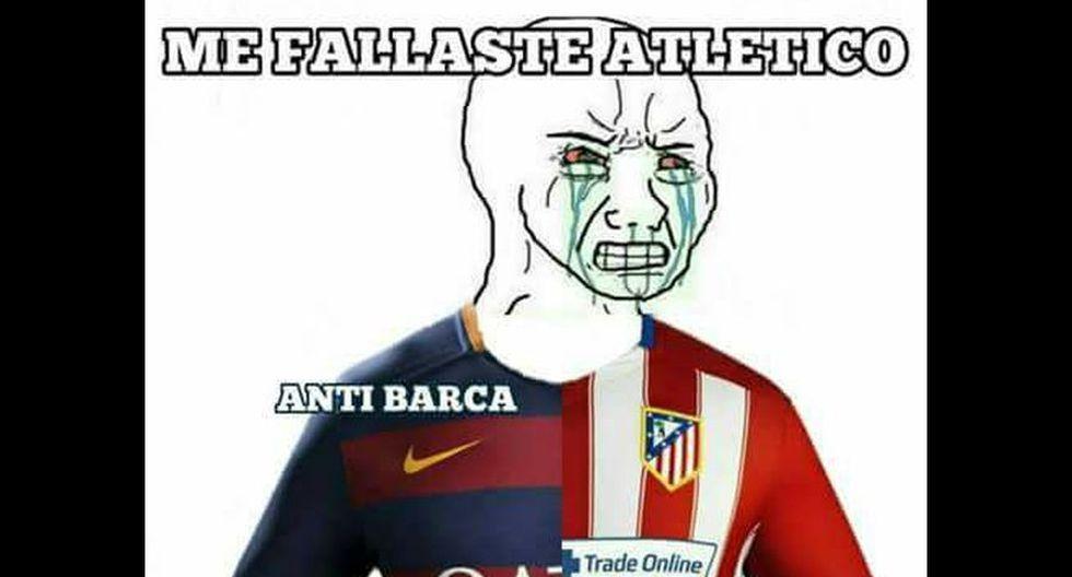 Real Madrid vs. Atlético Madrid: los memes de la semifinal - 6