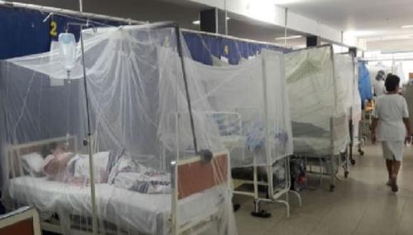 Los casos de dengue se han disparado en las regiones Madre de Dios, Loreto y San Martín. (Foto: GEC)
