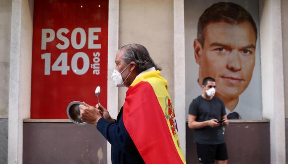 Coronavirus en España | Ultimas noticias | Último minuto: reporte de infectados y muertos martes 19 de mayo del 2020 | Covid-19 | (Foto: REUTERS/Sergio Perez).