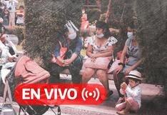 Coronavirus Perú EN VIVO | Cifras y noticias en el día 351 del estado de emergencia, lunes 1 de marzo