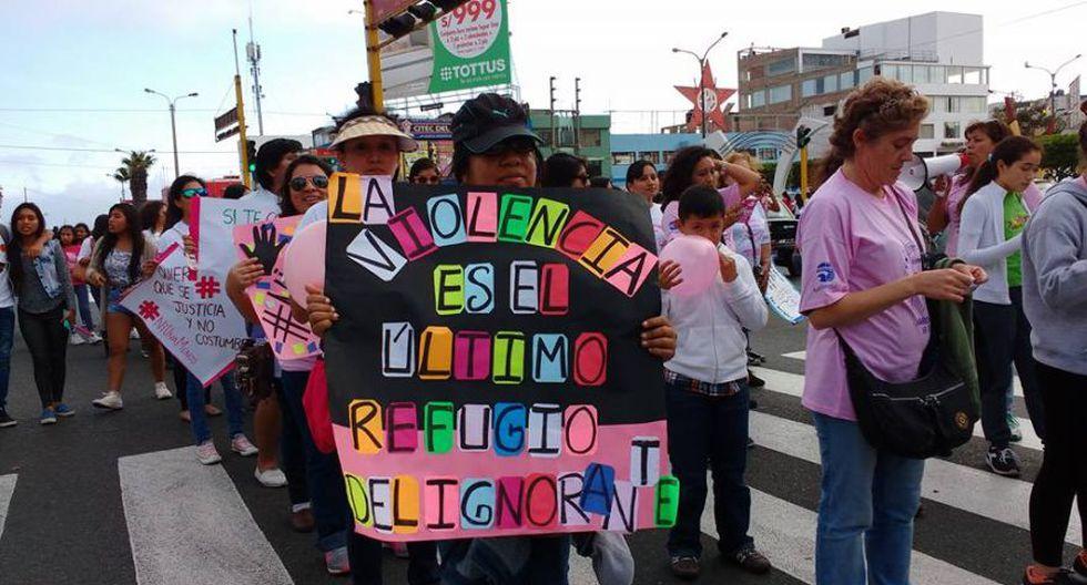 #NiUnaMenos: las movilizaciones en el interior del país [FOTOS] - 5
