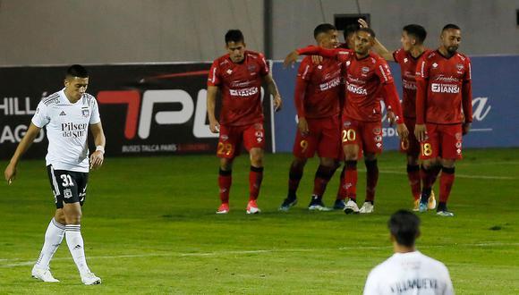 Colo Colo cayó goleado por 4-1 ante Ñublense en la fecha 6 del Campeonato Nacional 2021 | Foto: ESPN Chile