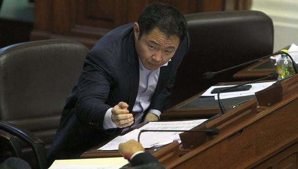 Kenji Fujimori renunció a Fuerza Popular a inicios de marzo. Hoy afirma que el partido que lidera su hermana Keiko Fujimori busca el desafuero de él y dos congresistas más de su grupo para recuperar la mayoría en el Parlamento. (Foto: Archivo El Comercio/ Video: Panorama)