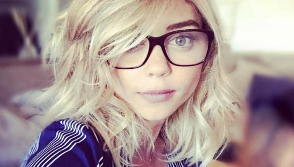 Sarah Hyland descartó padecer de anorexia. (Foto: Instagram)