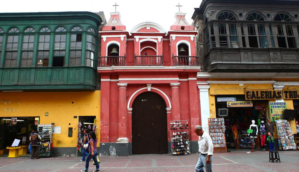 La capilla más pequeña del Perú - 1