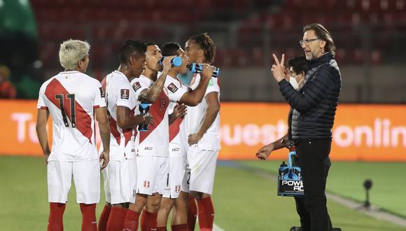 El partido entre Perú y Argentina fue ratificado por Conmebol después de comunicación de la Federación Peruana de Fútbol. (Foto: FPF)