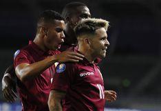 Venezuela vs. Ecuador: Yeferson Soteldo anotó golazo y le dio la victoria a la 'Vinotinto' en el Preolímpico | FOTOS