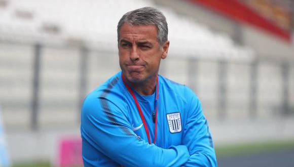 Pablo Bengoechea dejó el banquillo de Alianza Lima en marzo pasado. (Foto: GEC)