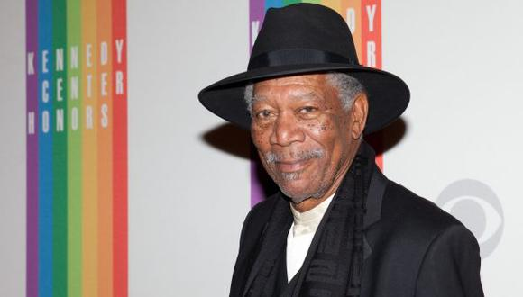 Morgan Freeman protagonizó una emergencia aérea