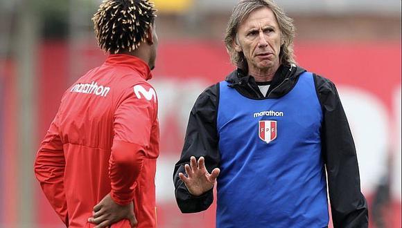 Paradóojicamente, Perú no le ha ganado a Colombia con Ricardo Gareca de entrenador. (Foto: Agencias)