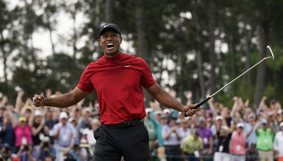 Tiger Woods es considerado para muchos como el mejor golfista de todos los tiempos. (Foto: AP)