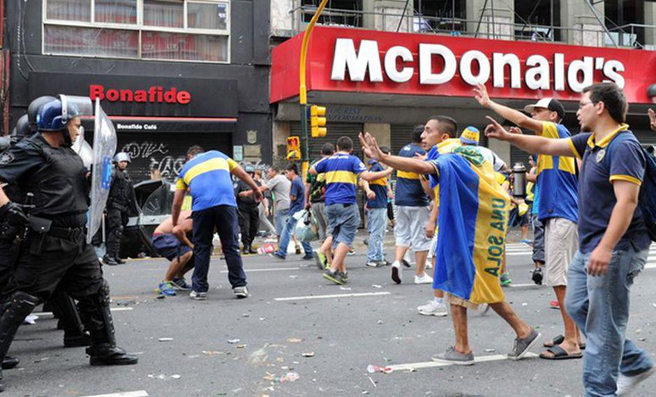 El duelo de vuelta por el título del torneo continental tuvo que ser trasladado a España tras ser pospuesto dos veces por incidentes de violencia en Buenos Aires, Argentina. (Foto referencial: EFE)