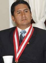 Vladimir Cerrón, el líder de Perú Libre y ahora aliado de Nuevo Perú
