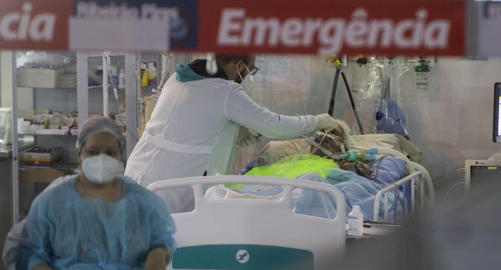Coronavirus en Brasil | Últimas noticias | Último minuto: reporte de infectados y muertos por COVID-19 hoy, jueves 22 de abril del 2021. (Foto: AP /Andre Penner, Archivo).
