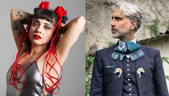 Mon LMon Laferte y Alejandro Fernández unieron sus voces para dueto musical. (Foto: @monlaferte/@alexoficial)