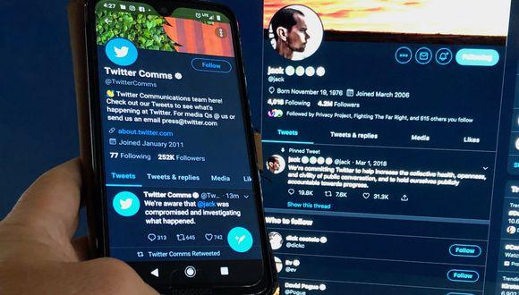Es la segunda vez que hackean la cuenta del presidente ejecutivo de Twitter. (Foto: Reuters)