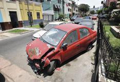 Comisarías como depósitos de autos: la razón por la cual las vías públicas están tomadas por vehículos siniestrados