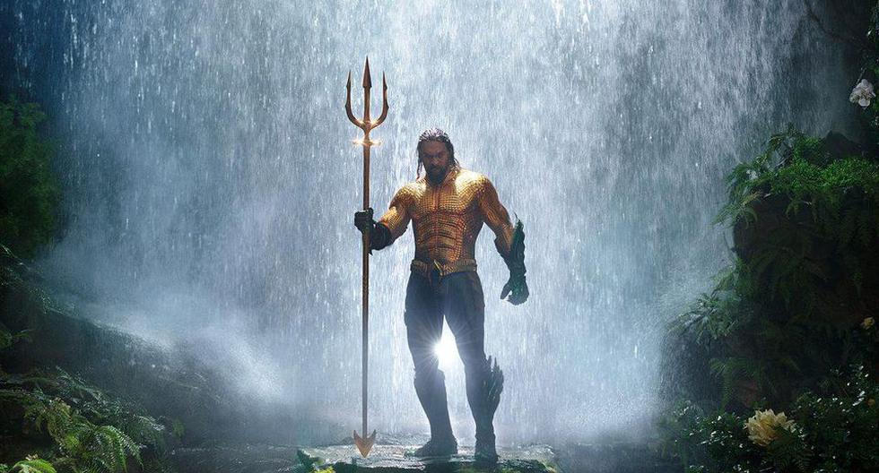 Aquaman (Foto: YouTube)