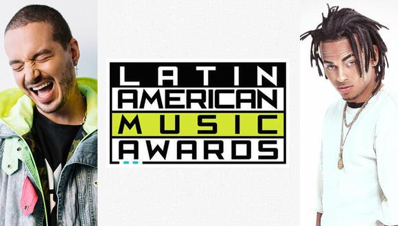J Balvin y Ozuna lideran nominaciones a los Latin American Music Awards 2018. (Fotos: Agencias)