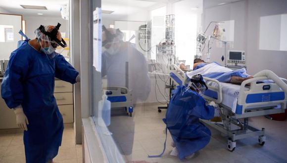 Coronavirus en Argentina | Últimas noticias | Último minuto: reporte de infectados y muertos hoy, domingo 31 de enero del 2021 | Covid-19 | EFE/ Juan Ignacio Roncoroni