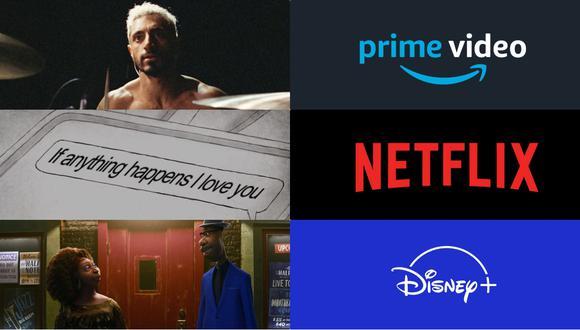 Te contamos qué películas ganadoras del Oscar 2021 ya puedes ver en streaming.
