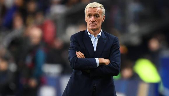 Didier Deschamps está al frente de la selección de Francia desde el 2012. En la Eurocopa 2016 logró el subcampeonato con el conjunto galo. (Foto: AFP)