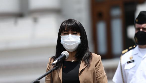 Congresista Gonzales Tuanama presentó moción de censura contra la Mesa Directiva. (Foto: Archivo GEC)