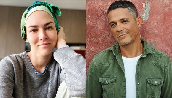 """Anahí de Cárdenas y su respuesta al mensaje de Alejandro Sanz: """"Gracias por todo el apoyo"""". (Foto: Instagram)"""