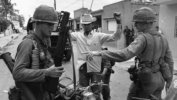 El papel de EE.UU. en América Latina está bien documentado. No tanto el de los operativos británicos. (Foto: Getty Images, vía BBC Mundo).