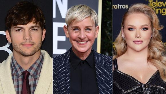 Celebridades se pronuncian tras denuncias maltrato laboral en 'The Ellen DeGeneres Show'. (Foto: FREDERIC J. BROWN/VALERIE MACON/AFP/@nikkietutorials)