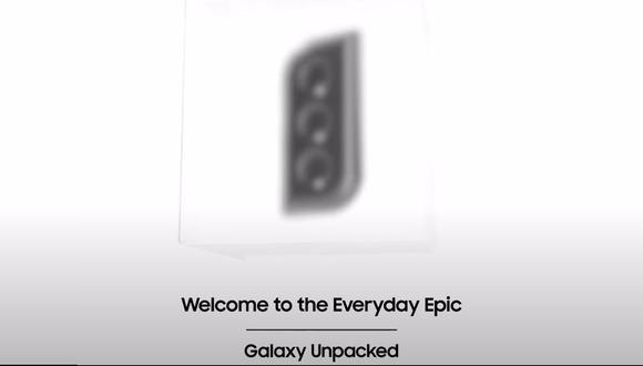 Samsung confirma un evento Galaxy Unpacked el 14 de enero. (Captura de pantalla)