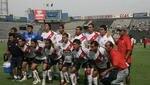 Once titular de José Gálvez FBC que perdió la categoría contra Sport Boys en Matute. (Foto: Consuelo Vargas / Archivo El Comercio)