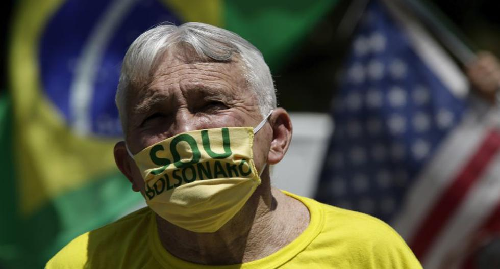 Coronavirus en Brasil   Últimas noticias   Último minuto: reporte de infectados y muertos hoy,domingo 04 de octubre del 2020   Covid-19    (Foto: AP Photo/Eraldo Peres).
