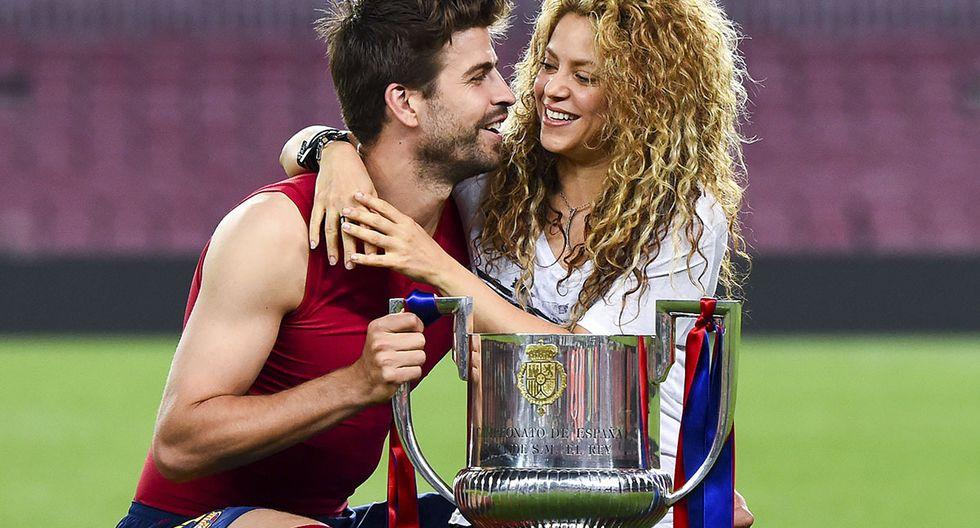 La actitud de Gerard Piqué influyó mucho en la mejoría de Shakira y luego de esta crisis su relación se fortaleció. (Getty Images)