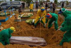 Brasil supera las 350.000 muertes por coronavirus