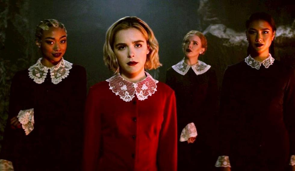 """A fin de año, """"El mundo oculto de Sabrina"""" se despide de Netflix con su cuarta temporada. (Foto: Netflix)"""