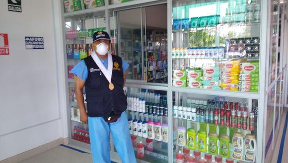 En 39 locales de venta de medicamentos y atención en salud se halló productos vencidos, adulterados, falsificados y otros de dudosa procedencia. (Foto: Manuel Calloquispe)