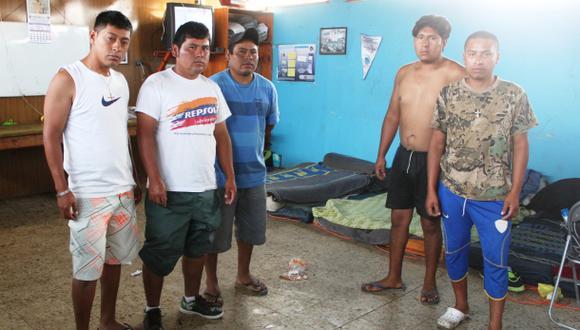 Pescadores retenidos en Arica regresarían mañana al Perú