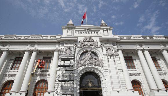 Congreso tiene en agenda dos cambios claves para la reforma política: eliminar la inmunidad parlamentaria y los impedimentos para postular a un cargo de elección popular (Foto: Juan Ponce/GEC)