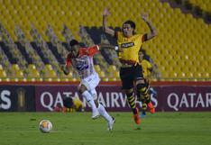 Junior venció 2-1 en su visita al Barcelona de Guayaquil por la Copa Libertadores