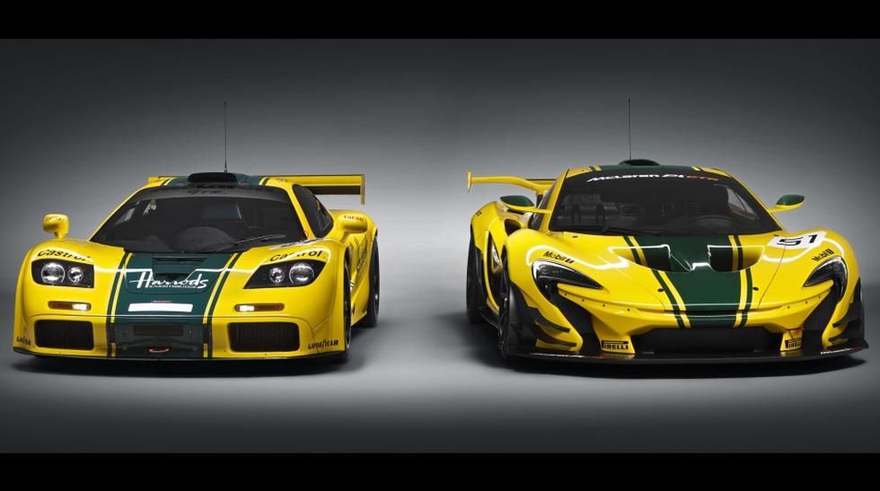 McLaren P1 GTR: La nueva joya inglesa de US$ 3 millones - 9
