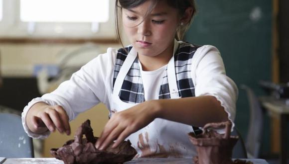 La arcilla casera es uno de los materiales que más les gusta a los pequeños. (Foto: Difusión)
