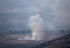 Israel realiza tres rondas de ataques contra Líbano en respuesta a cohetes
