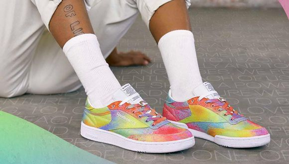 All Types of Love es la nueva campaña de una conocida marca de zapatillas en el Mes del Orgullo.