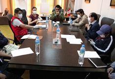 Apurímac: vecinos de San Jerónimo enviarán 30 toneladas de alimentos a sus familiares en Lima