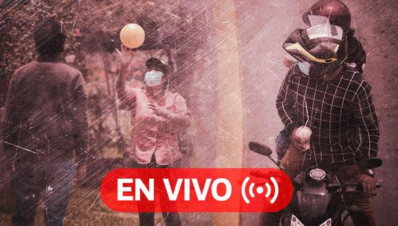 Coronavirus Perú EN VIVO   Sigue EN DIRECTO las últimas noticias y conoce las nuevas cifras del Minsa sobre el COVID-19 en el Perú, hoy 7 de noviembre, día 237 del estado de emergencia   Foto: Diseño El Comercio