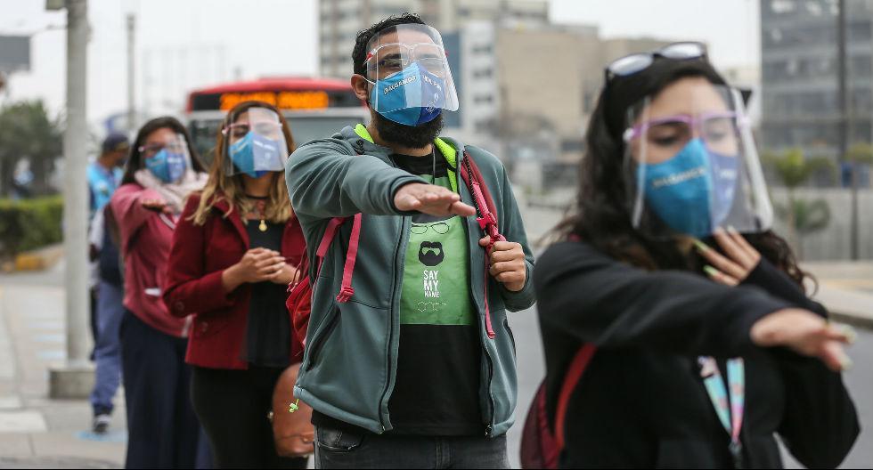 Campaña 'Salgamos bien, Perú' para reducir contagios de Covid-19- Trome