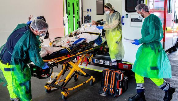 Coronavirus en Alemania | Últimas noticias | Último minuto: reporte de infectados y muertos hoy, jueves 15 octubre del 2020 | Covid-19 | (Foto: AFP).